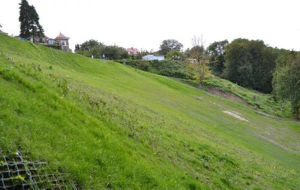газонные решетки для укрепления откосов