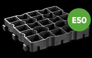 Газонная решетка ECORASTER E50
