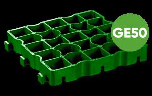 Газонная решетка ECORASTER GE50