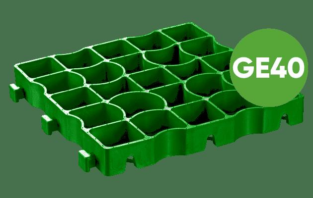 Газонная решетка ECORASTER GE40
